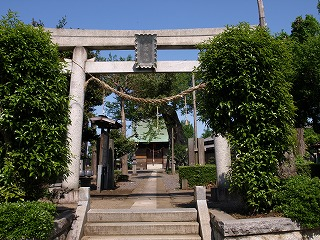 香取神社(米島)