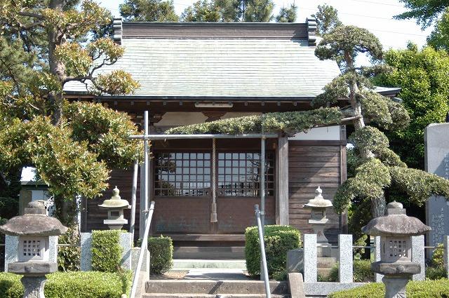 社 史 創建時期は一説によると、古河公方が室町時代の初期に、穀倉地帯を... 稲荷神社